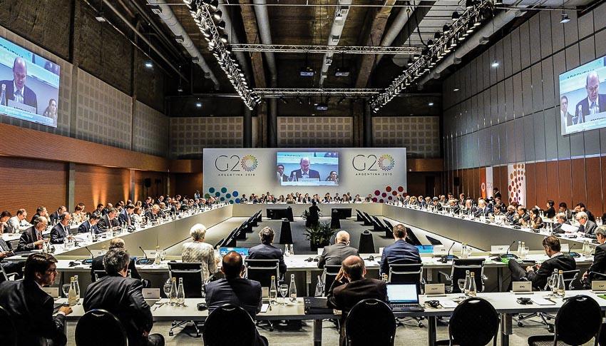 G20 thúc đẩy việc tiếp cận năng lượng trong tăng trưởng kinh tế