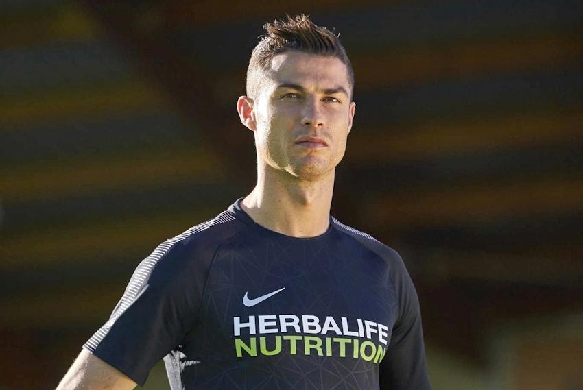 Herbalife tiếp tục là nhà tài trợ dinh dưỡng cho danh thủ Cristiano Ronaldo