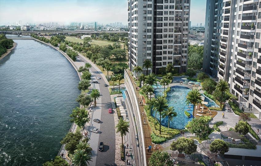 Sở hữu căn hộ The View - Riviera Point, nhận ưu đãi lớn