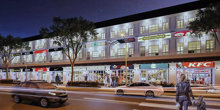 Dự án Thang Long Home - Hiệp Phước đang thu hút nhà đầu tư