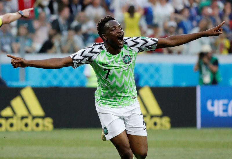 Nigeria đem đến tia sáng cuối đường hầm cho Argentina
