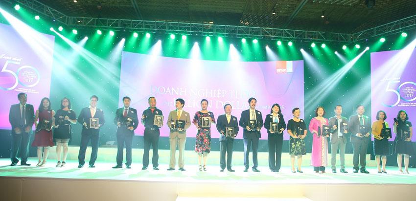 """Tập đoàn Novaland góp mặt trong danh sách """"50 công ty kinh doanh hiệu quả nhất tại Việt Nam"""""""