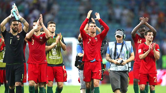 19g 20-6, Bồ Đào Nha - Morocco: Hồi hộp trước sức càn quét của Ronaldo!