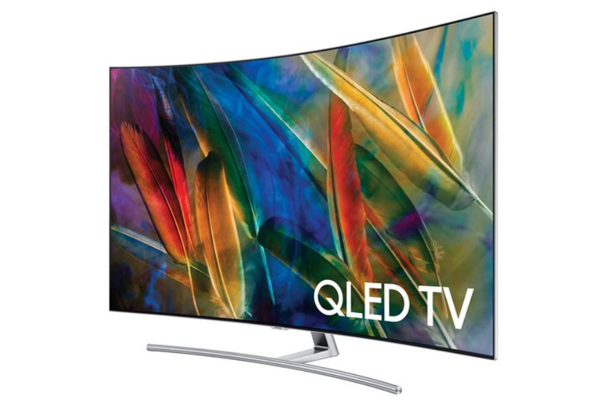TV QLED 2018