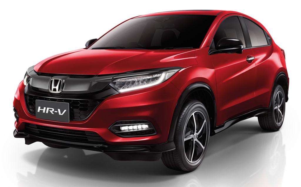 Honda HR-V 2018 ra mắt tại Thái Lan, dự kiến về Việt Nam cuối năm nay
