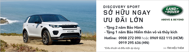 728×200 Banner online_Discovery Sport