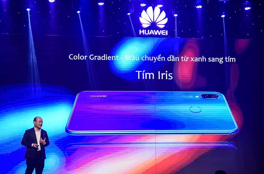 Sản phẩm Huawei Nova 3i