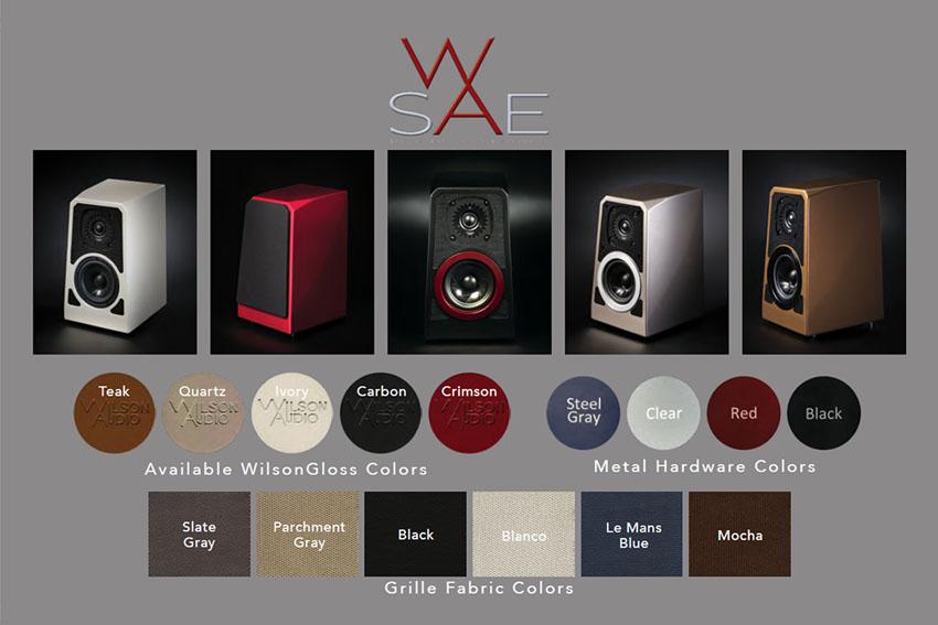 Wilson Audio TuneTot - loa desktop dành riêng cho dân chơi