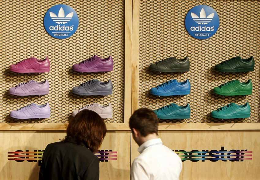 Adidas lên kế hoạch sử dụng nhựa tái chế cho tất cả các sản phẩm vào năm 2024