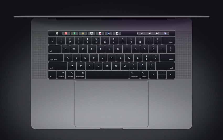Macbook Pro 2018: điểm lại những cái nhất