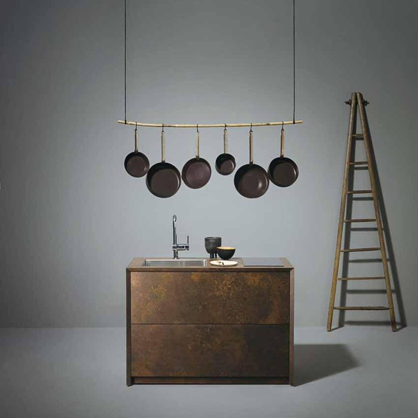Ceragino - Bộ sưu tập đồ dùng nhà bếp tích hợp mang phong cách tối giản của Nhật