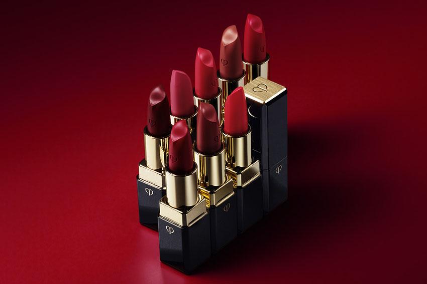 Bộ sưu tập Lipstick Cashmere dành cho mùa Thu - Đông 2018