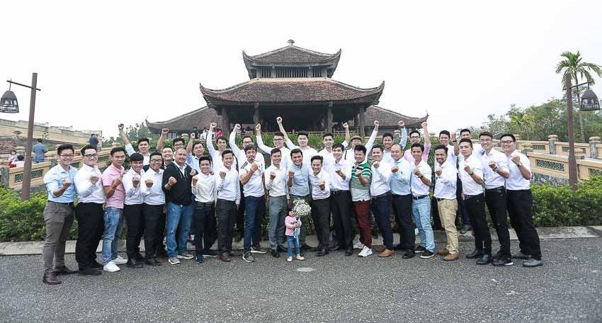 Emeralda Resort Ninh Bình - Điểm kết nối đồng đội nơi thôn dã