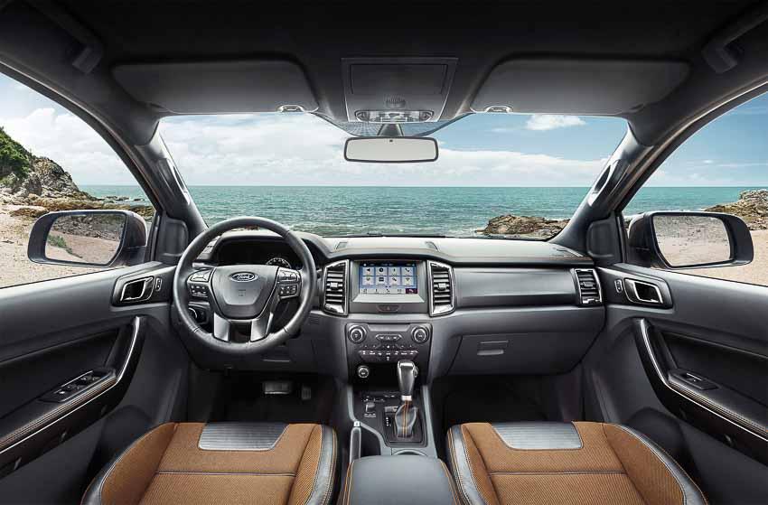Ford Ranger tại khu vực châu Á - Thái Bình Dương - đạt doanh số kỷ lục nửa đầu năm