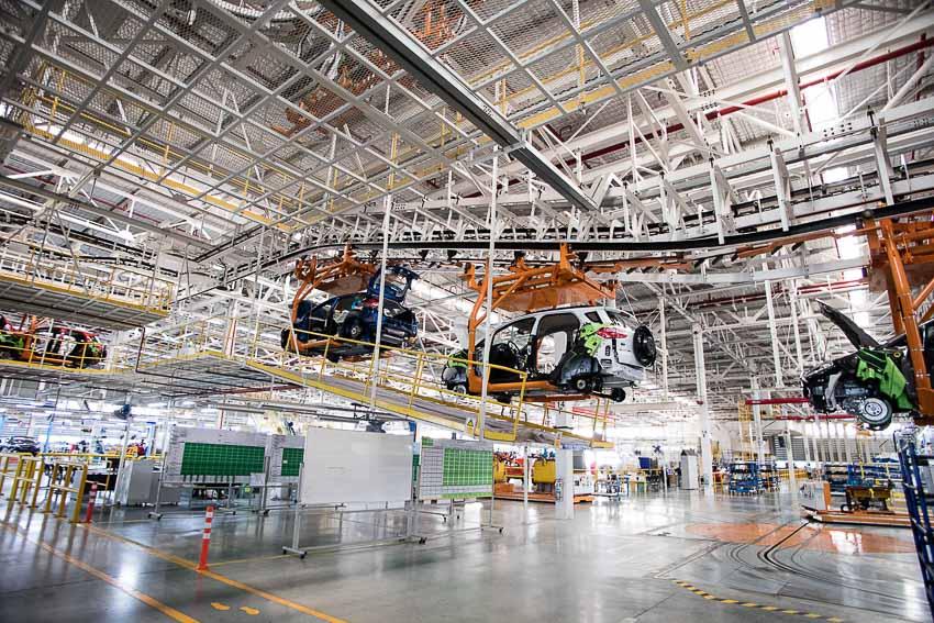 Ford đạt mục tiêu giảm thiểu lượng khí thải CO2 trong sản xuất sớm hơn tám năm so với dự kiến
