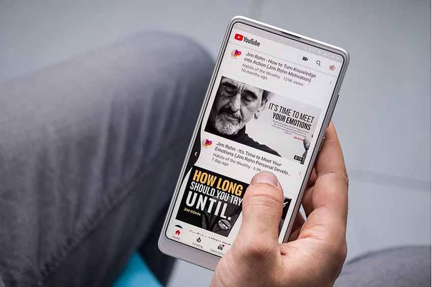 Google thêm chế độ ẩn danh cho ứng dụng Youtube
