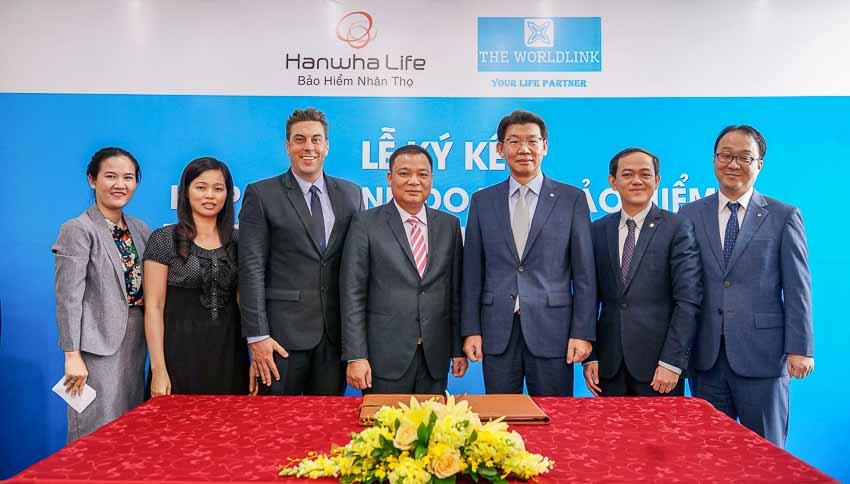 Hanwha Life tiếp tục đa dạng hóa kênh phân phối