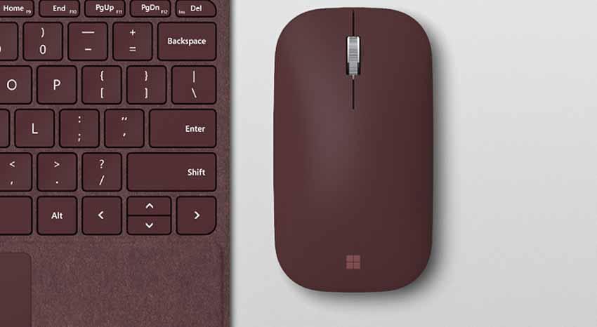 Microsoft ra mắt chuột Surface Mobile Mouse mới, giá 35 USD