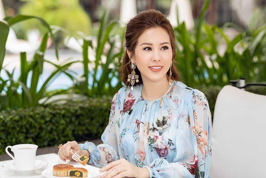 Moon n Sun hợp tác cùng Park Hyatt Saigon tung ra dòng bánh trung thu đặc sắc