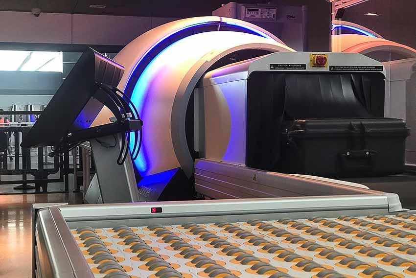 Mỹ bắt đầu dùng máy quét an ninh CT tại các sân bay, chụp 3D, xoay ảnh 360 độ