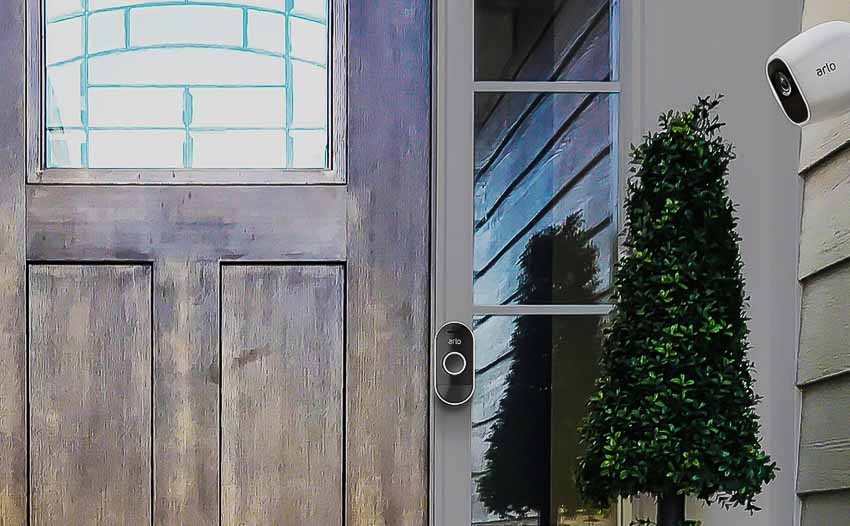 Netgear giới thiệu khoá cửa thông minh kết nối với camera an ninh
