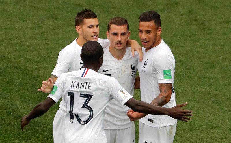 Thế hệ vàng mười tuyển Pháp tại World Cup 2018