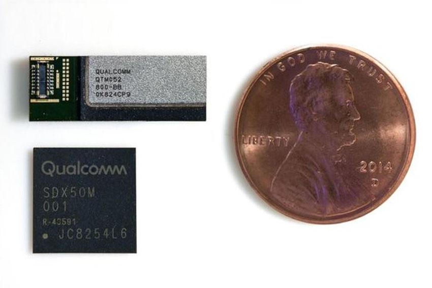 Chip 5G của Qualcomm chính thức áp dụng trên smartphone vào năm sau