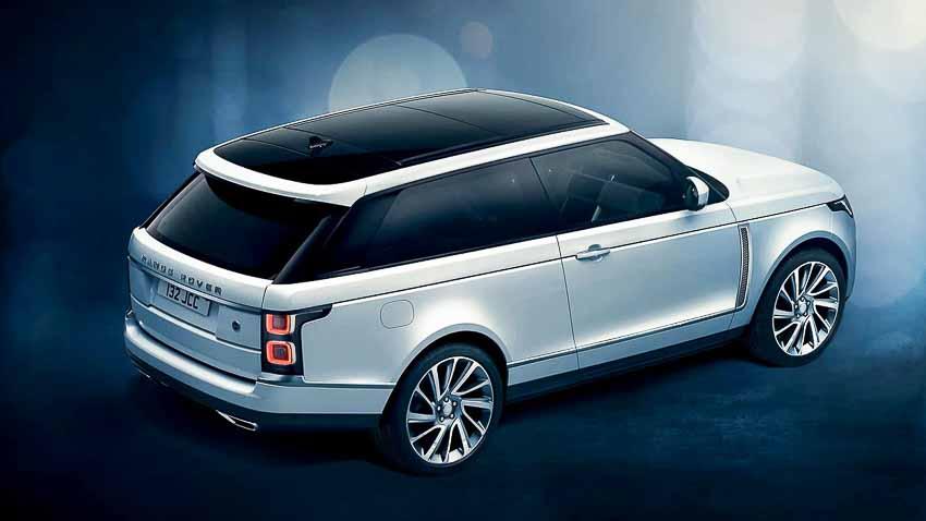 Range Rover thế hệ mới hé lộ về khung gầm siêu nhẹ