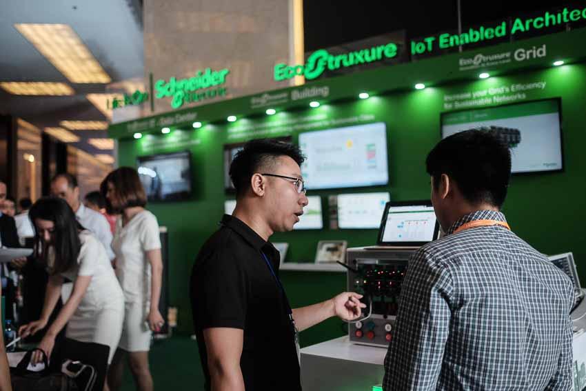 Schneider Electric cung cấp giải pháp EcoStruxure Building cho thành phố thông minh
