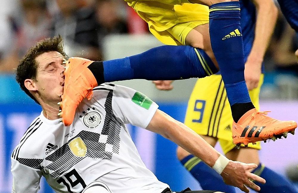World Cup 2018 đầy cảm xúc qua 15 khoảng khắc khó quên