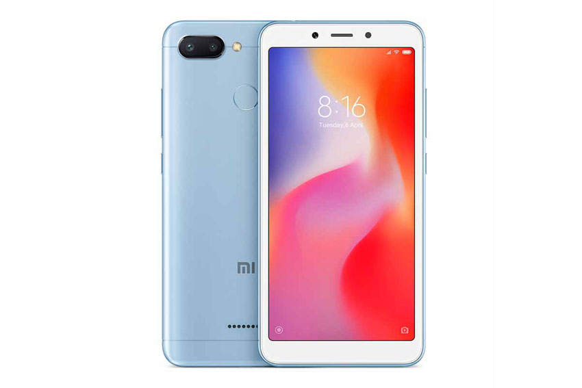Xiaomi chính thức bán ra Redmi 6 và 6A
