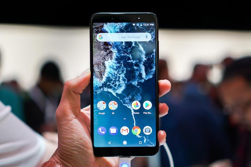 Xiaomi công bố hai mẫu smartphone Android One thế hệ mới