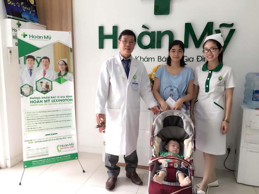 Khai trương phòng khám bác sĩ gia đình thứ 3 của hệ thống y khoa Hoàn Mỹ