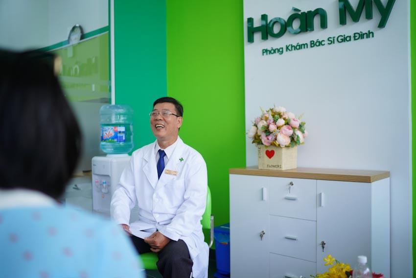 Khai trương phòng khám bác sĩ gia đình của y khoa Hoàn Mỹ
