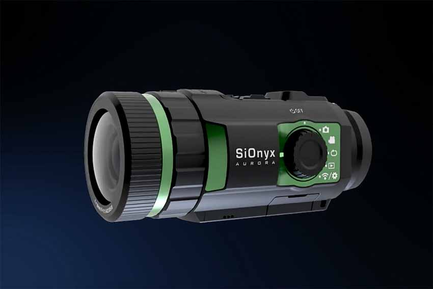 Camera Aurora của SionyX - Camera chinh phục bóng tối ra mắt
