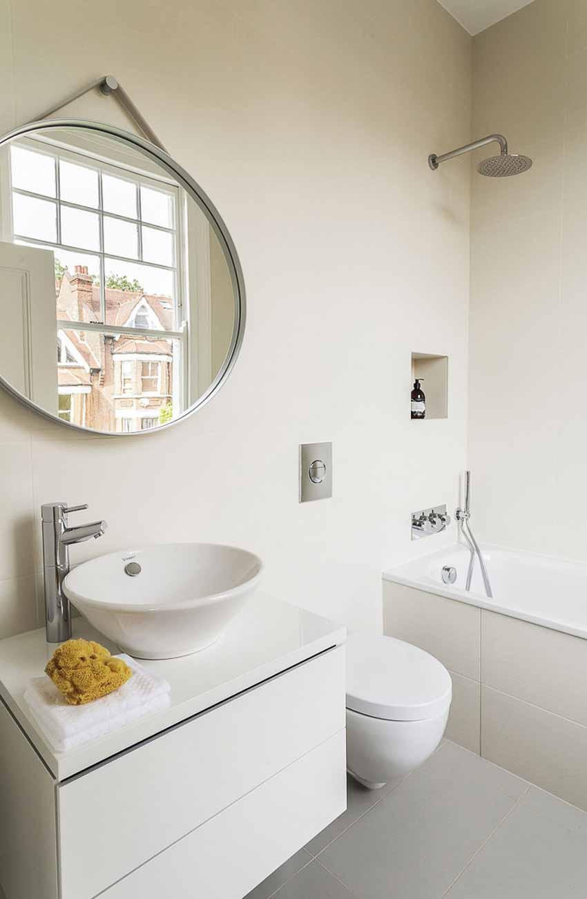 Thay áo mới nội thất cho căn nhà cổ thời Victoria, Bắc Luân Đôn