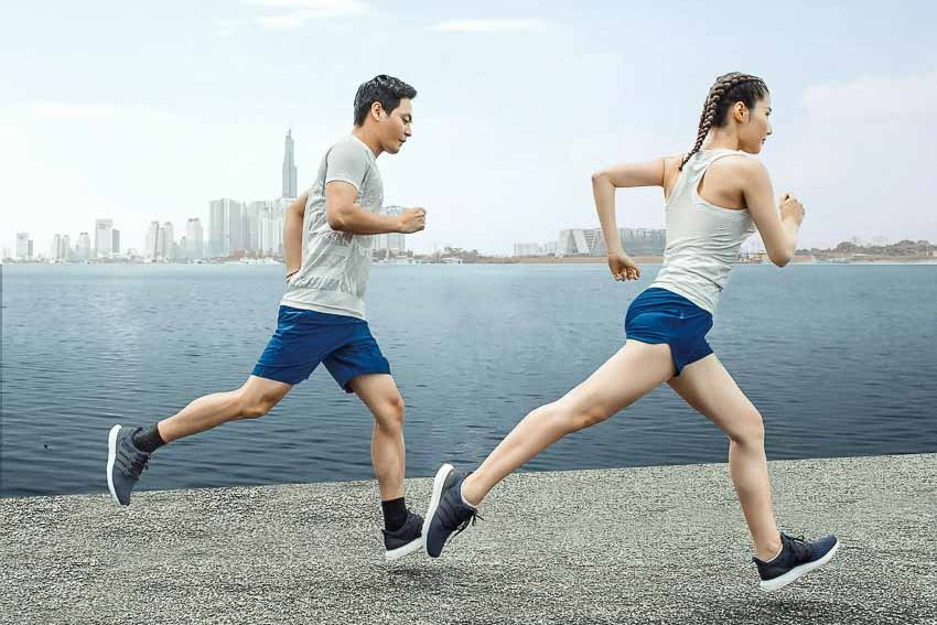 Chiến dịch chạy bộ của adidas - Run for The Oceans 2018