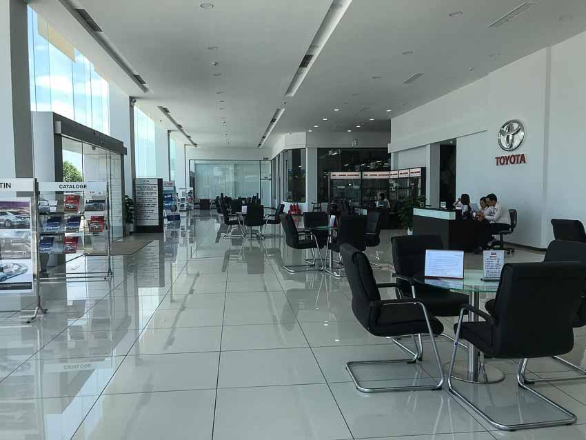 TMV khai trương đại lý thứ 51 tại Nam Định