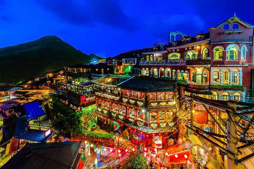 Đến Đài Loan cùng Fiditour