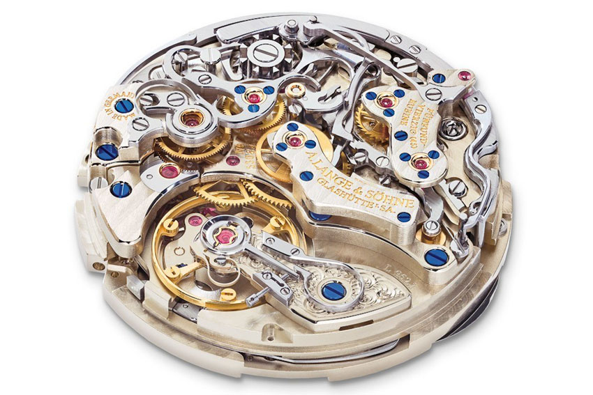 A. Lange & Söhne Datograph Perpetual - Siêu phẩm từ nước Đức