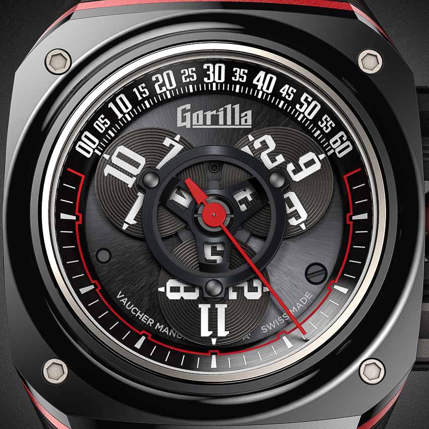 Gorilla Fastback Drift – phiên bản giá mềm từ thương hiệu Urwerk