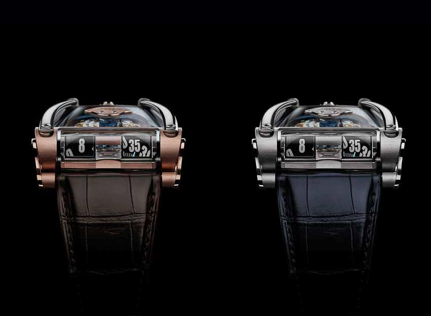 Horological Machine HM 8 Can-Am - Tuyệt tác thời gian mang linh hồn của giải đua huyền thoại