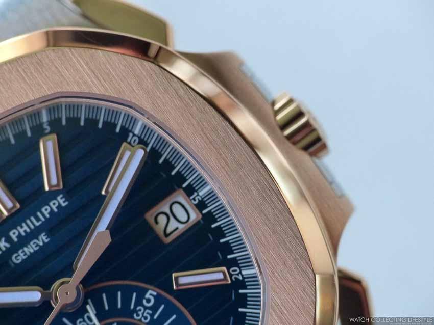 Patek Philippe Nautilus 5980/1AR - Đẳng cấp doanh nhân thành đạt