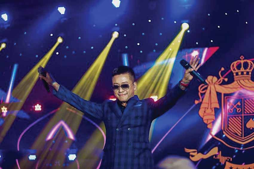 Tuấn Hưng cùng Soobin Hoàng Sơn hợp lực khuấy động đêm nhạc Hồ Tràm Sound Waves