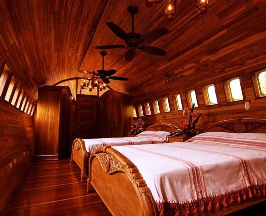Khách sạn máy bay Costa Verde - Ngắm hoàng hôn Thái Bình Dương