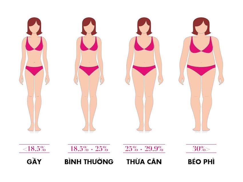 Khi mỡ cơ thể lên tiếng về sức khỏe của bạn