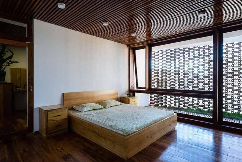 Ngôi nhà mái ngói HP House cấp 4 dung dị hòa mình cùng thiên nhiên ở Lâm Đồng