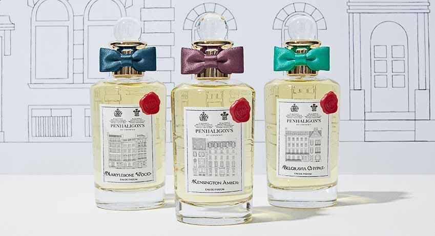 Bộ sưu tập nước hoa Hidden London - Sức quyến rũ từ mùi hương cổ kính