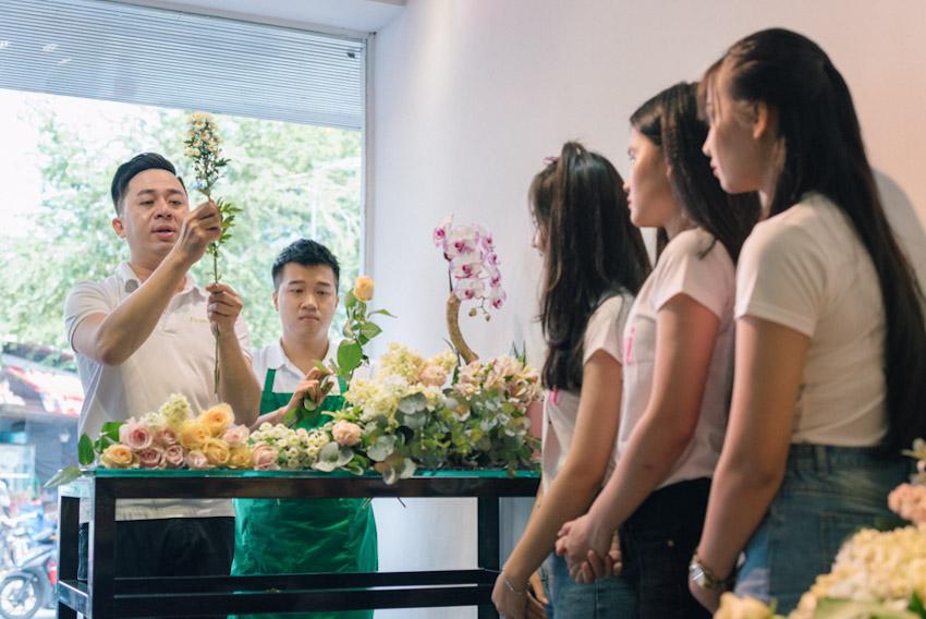Chuỗi hoạt động trải nghiệm thú vị của Top 20 Gương mặt Nữ sinh Áo dài 2018