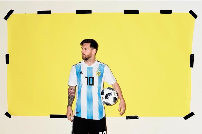 Top 30 bức ảnh ấn tượng nhất mùa World Cup 2018 trên tạp chí The Guardian